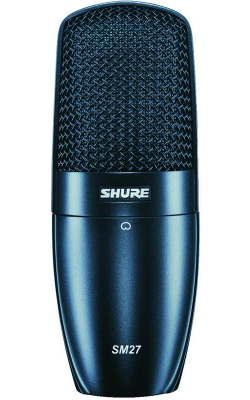 SM27-SC - SM Series Multi-Purpose Condenser Microphone