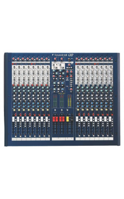 LX7II 16CH 16+4/4/3 - LX7ii Series 16-Channel Console