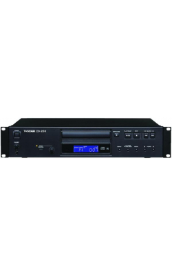 CD-200 - Rackmount CD Player