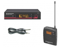 EW 172 G3-A - ew100 G3 Series Wireless Instrument System