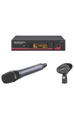 EW 135 G3-A - ew100 G3 Series Wireless Handheld System with e835 Capsule