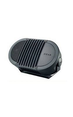 A8TBLK - A Series 2-Way All-Weather Speaker (Black)