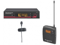 EW 122 G3-A - ew100 G3 Series Wireless Lav System (Cardioid)