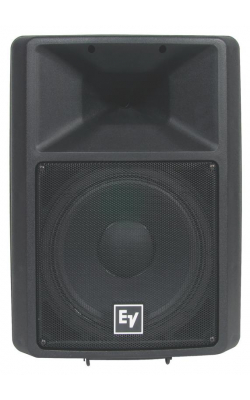 "SX100+WE - 200W Composite 12"" Two-Way Loudspeaker (White)"