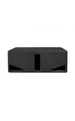 "VLF208B - Dual 8"" Slot-Loaded Micro Subwoofer"