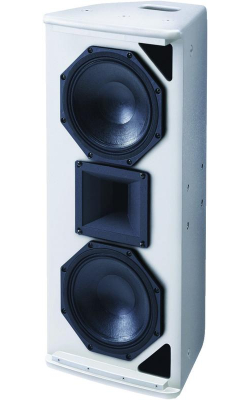 "IF2208W - Installation Series Dual 8"" Loudspeaker (White)"