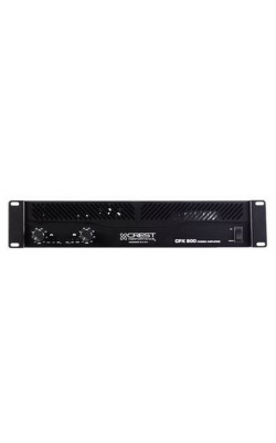 CPX 900 DUAL CH LOW - CPX Series Amplifiers