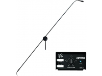 1700VP - Continuously-Variable Pattern Boom Mic