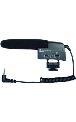 MKE 400 - MKE Miniature Camera-Mount Mic
