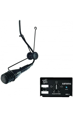 1600VP - Continuously-Variable Pattern Hanging Mic