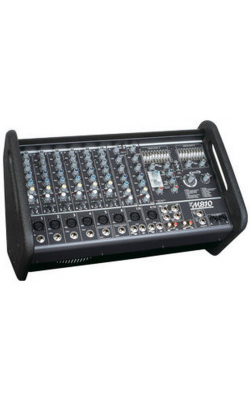 M810-2 - MicroMIX Series Powered Mixers