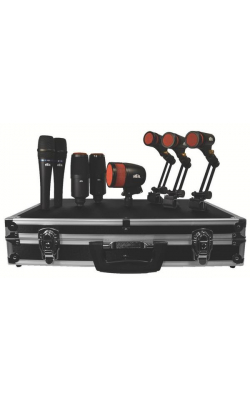 HDK8 - 8-Piece Professional Drum Pack