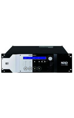 NXAMP4X1 - 4 x 1200W Powered TDcontroller