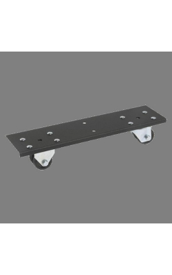 "RCK-18 - Caster Kit for 18"" deep 100 and 200 Series Racks"