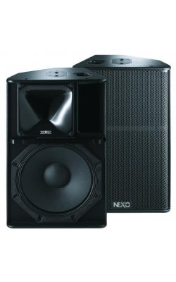 "PS15U-R2 - PS Series 15"" Loudspeaker (Black)"