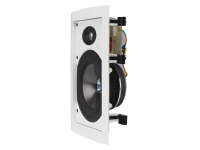 "IW 6TDC-WH - 6.5"" Dual Concentric™ / SuperTweeter™ In-Wall Speaker"