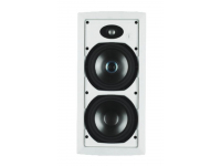 "IW 62TS-WH - Dual 6.5"" In-Wall Subwoofer System"