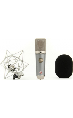 TLM 67 SET Z - Multi-pattern mic with K 67 capsule, omni, cardioi