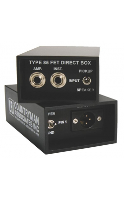 DT85 - Active FET Direct Box