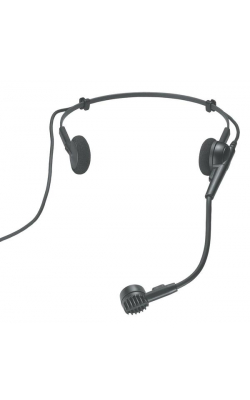 PRO-8HECW - Hypercardioid Dynamic Headworn Mic for A-T UniPak Wireless