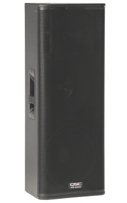 KW153 - KW Series 3-Way Powered Loudspeaker
