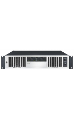 C 10:8X - C Series 8 × 125 W Install Amplifier