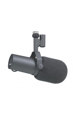 SM7B - SM Series Broadcast Vocal Microphone