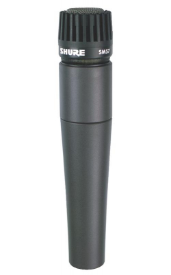 SM57-LC - SM Series Legendary Instrument Microphone
