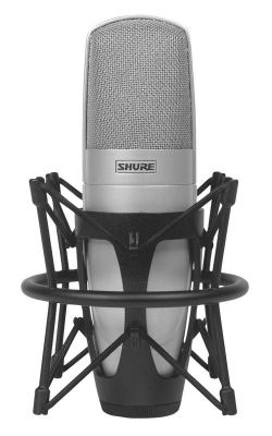 KSM32/SL - Embossed Single-Diaphragm Microphone (Champagne)