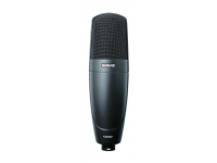 KSM32/CG - Embossed Single-Diaphragm Microphone (Charcoal Gray)
