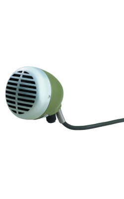 520DX - Green Bullet Harmonica Microphone