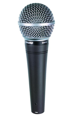 SM48S-LC - SM Performance Microphone with On/Off Switch
