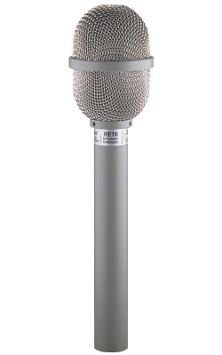 RE16 - Dynamic Supercardioid Handheld w/ Variable-D