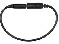 "EAC9BK - 9"" extension cable - Black / Non-Retail (clear, se"