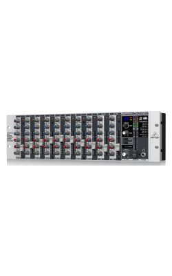 RX1202FX - Ultra Low-Noise Design 12-Input Mic/Line Rack Mixe
