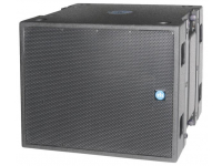 CF15S-5R - Modular Point Source Line Array Subwoofer with RHAON (Powered)