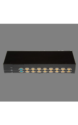 MMK-KVM8 - Modular KVM Switch for LCD Console Use