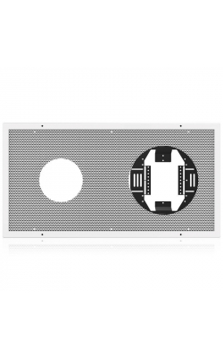 "840-812A - Perforated Baffle for 8"" Speaker and 12"" Analog Cl"
