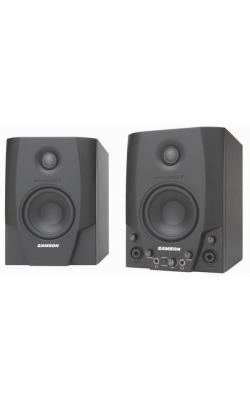 STUDIO GT - Active Studio Monitors with USB Audio Interface (Pair)
