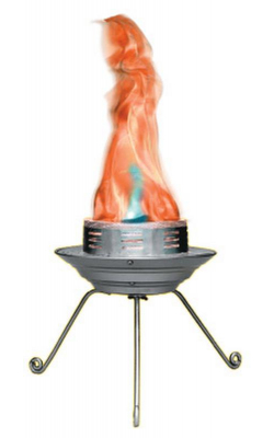 BOBLED - Simulated flame effect light; generates no heat!