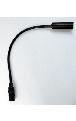 "6X - 6"" Low Intensity Light with Straight 3-Pin XLR Connector"