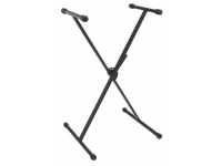 KS7390 - QuikSQUEEZE Single-X Keyboard Stand