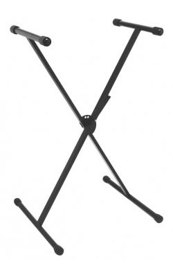 KS7390 - QuikSQUEEZE™ Single-X Keyboard Stand
