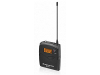 SK 300 G3-A - Bodypack transmitter with input for RMS1 external