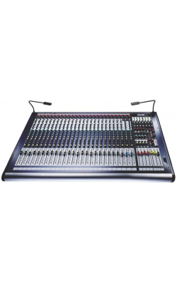 GB4 24CH 24+4/4/2 - GB4 Series 24-Channel 4-Group Multi-function Mixer