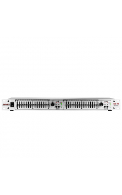 GEQ-215 - GEQ Series 2-Channel 15 Band Graphic Equalizer