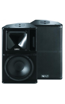 "PS10U-R2 - PS Series 10"" Loudspeaker (Black)"