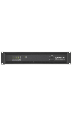CPS4.5 120V - Contractor Precision Series 4 x 500W Power Amplifier
