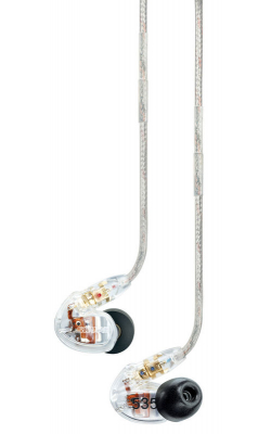 SE535-CL - SE Series Sound Isolating™ Earphones (Clear)
