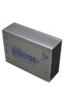 DIR+ - Director Plus Premium Passive Direct Box